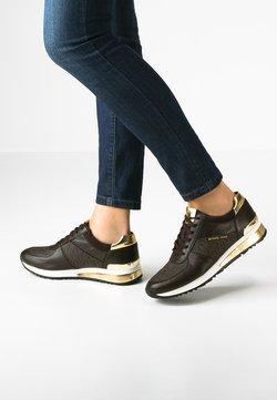 MICHAEL Michael Kors - ALLIE - Sneaker low - brown