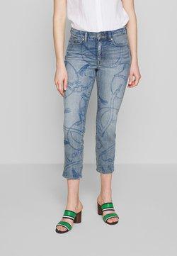 Lauren Ralph Lauren - Jeans Skinny Fit - worn indigo wash