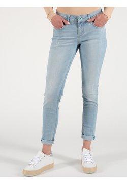 Miracle of Denim - Jeans Skinny Fit - blue denim