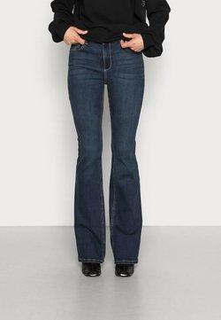 Liu Jo Jeans - BEAT - Jean bootcut - blue arboga wash