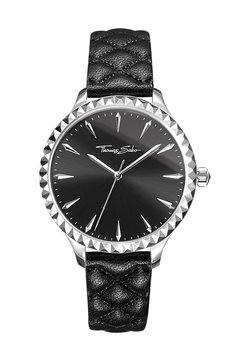 THOMAS SABO - REBEL AT HEART  - Montre - black, silver-coloured