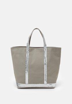 Vanessa Bruno - CABAS MOYEN - Shoppingväska - silver
