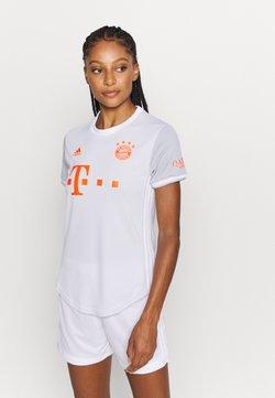 adidas Performance - FC BAYERN MUENCHEN AEROREADY FOOTBALL  - Vereinsmannschaften - grey