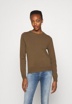 CLOSED - WOMENS - Sweter - chocolate chip