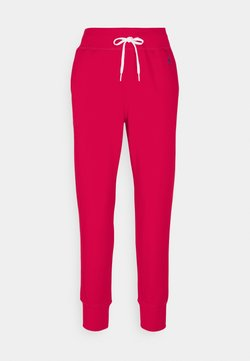 Polo Ralph Lauren - FEATHERWEIGHT - Jogginghose - bright hibiscus