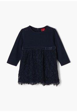 s.Oliver - Korte jurk - dark blue