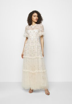 Needle & Thread - DITSY RIBBON GOWN - Occasion wear - champagne