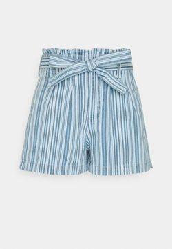 American Eagle - MOM - Jeans Shorts - retro indigo