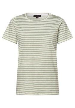 Franco Callegari - T-Shirt print - lind weiß