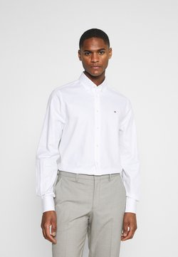 Tommy Hilfiger Tailored - OXFORD SLIM FIT - Camicia elegante - white