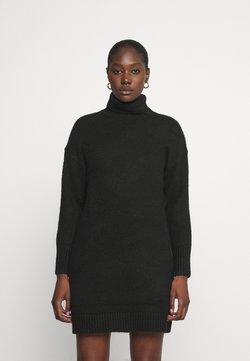 Anna Field - Stickad klänning - black