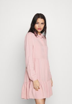Vila - VIMOROSE DRESS - Vestido camisero - misty rose