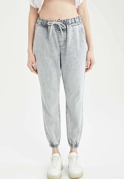 DeFacto - Jeans Relaxed Fit - grey