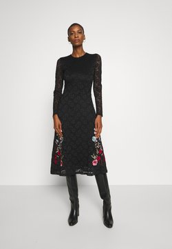 Desigual - VENECIA - Cocktail dress / Party dress - black