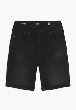 Jack & Jones Junior - JJIRICK - Jeansshort - black denim
