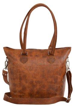 Gusti Leder - Handtasche - brown