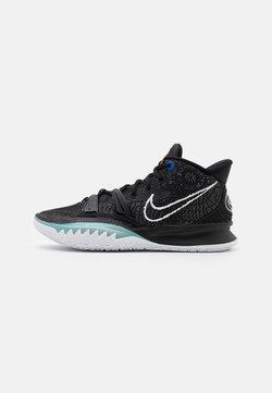 Nike Performance - KYRIE 7 - Indoorskor - black/white/off noir