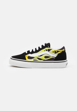 Vans - OLD SKOOL - Sneaker low - black/true white