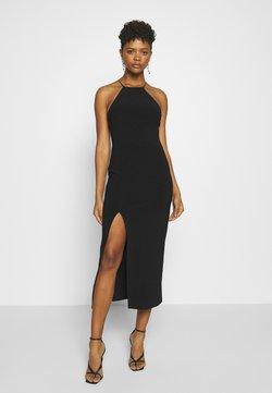 Bec & Bridge - CANDY MIDI DRESS - Shift dress - black