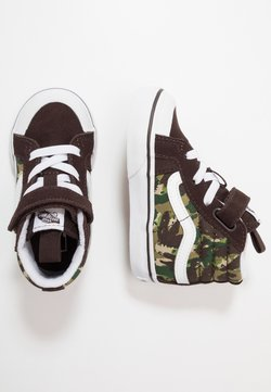 Vans - SK8 REISSUE 138  - Sneakers hoog - brown/true white