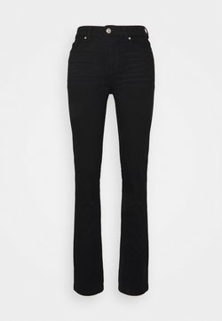Marks & Spencer London - SIENNA - Jeans straight leg - black