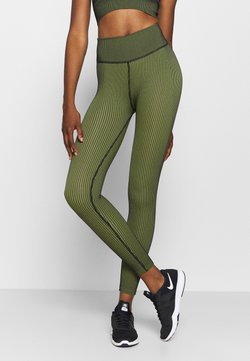 Good American - THE SEAMLESS LEGGING - Leggings - sun beam