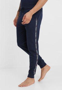 Tommy Hilfiger - TRACK PANT - Spodnie od piżamy - blue