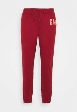 GAP - FASH - Jogginghose - red spice