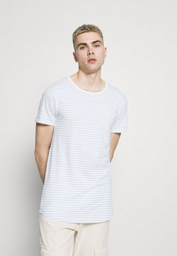 Lee - SHAPED TEE - T-Shirt basic - skyway blue