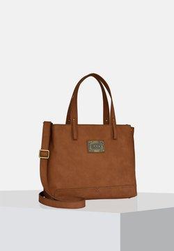 Silvio Tossi - Käsilaukku - brown