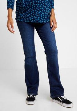 Esprit Maternity - PANTS - Bootcut jeans - darkwash