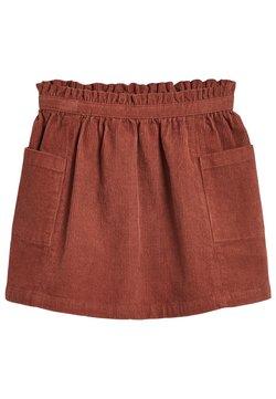 Next - A-lijn rok - brown