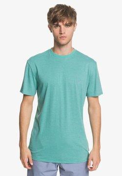 Quiksilver - ARBOLITO - T-Shirt print - sea blue