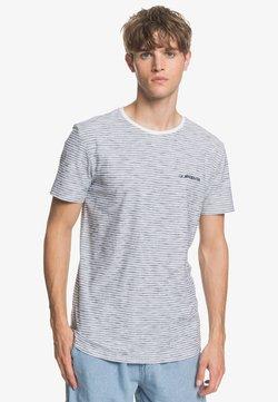 Quiksilver - KENTIN - T-Shirt print - white