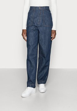 Mads Nørgaard - RETRO PRIME - Jeans Straight Leg - unwashed