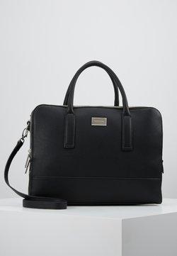 comma - PURE ELEGANCE - Notebooktasche - black