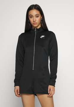 Nike Sportswear - AIR ROMPER - Combinaison - black/ice silver