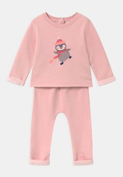 GAP - COZY SET UNISEX - Trainingspak - misty rose