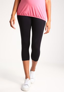 Zalando Essentials Maternity - Leggings - Trousers - black