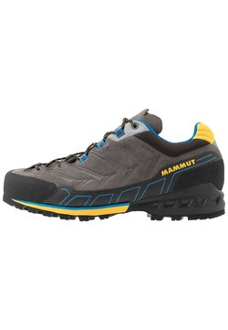 Mammut - KENTO LOW GTX MEN - Kletterschuh - dark titanium/freesia