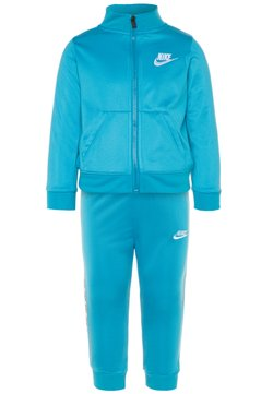 Nike Sportswear - BLOCK TAPING TRICOT BABY SET - Survêtement - laser blue