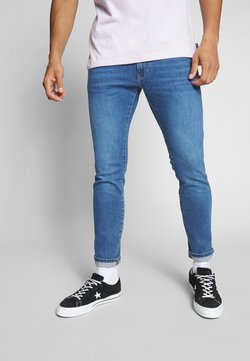 Wrangler - BRYSON - Jeans slim fit - game on