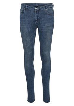 Denim Hunter - THE CELINA  - Jeans Slim Fit - medium blue vintage wash