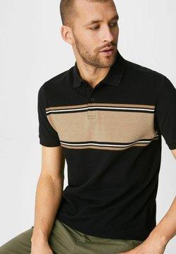 C&A - Poloshirt - black