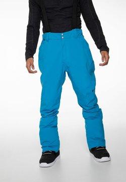 Protest - MIIKKA - Pantalon de ski - marlin blue