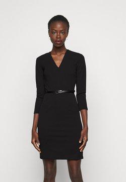 Anna Field Tall - Jerseykjoler - black