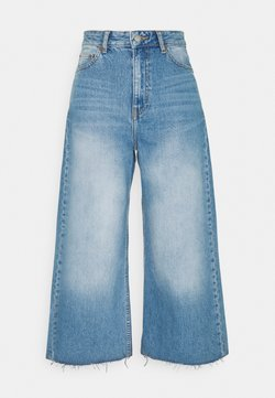 Dr.Denim Petite - AIKO CROPPED - Jeans baggy - empress blue