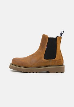Tommy Jeans - CHELSEA BOOT - Stiefelette - texas plains