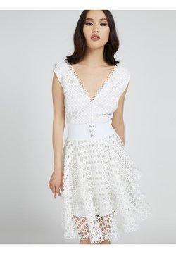 Guess - Vestito elegante - weiß