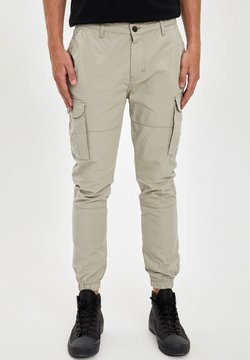 DeFacto - Cargo trousers - green